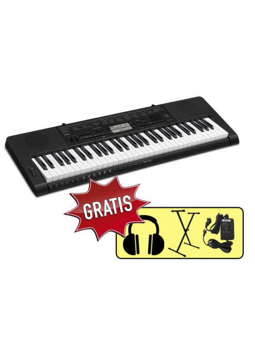 CASIO CTK3500 BUNDLE