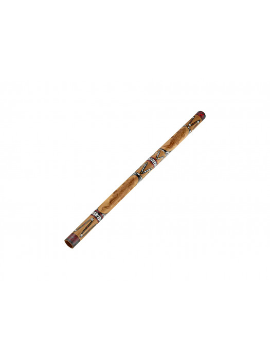 MEINL DDG1-BR DIDGERIDOO BAMBOO BROWN PAINTED/CARVED