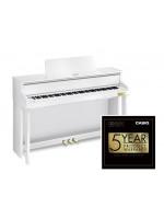CASIO GP 300WE EL. PIANO CELVIANO Grand Hybrid WHITE