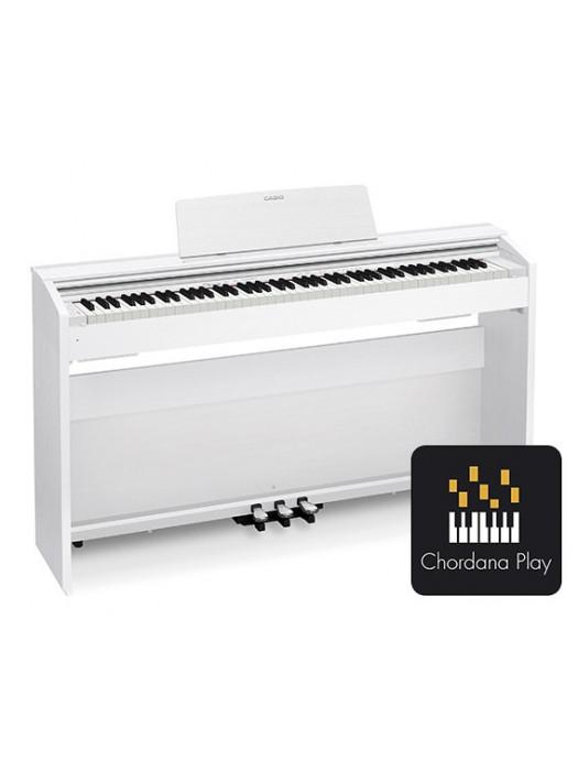 CASIO PX-870 WE PRIVIA PRENOSNI ELEKTRONSKI PIANO BEL