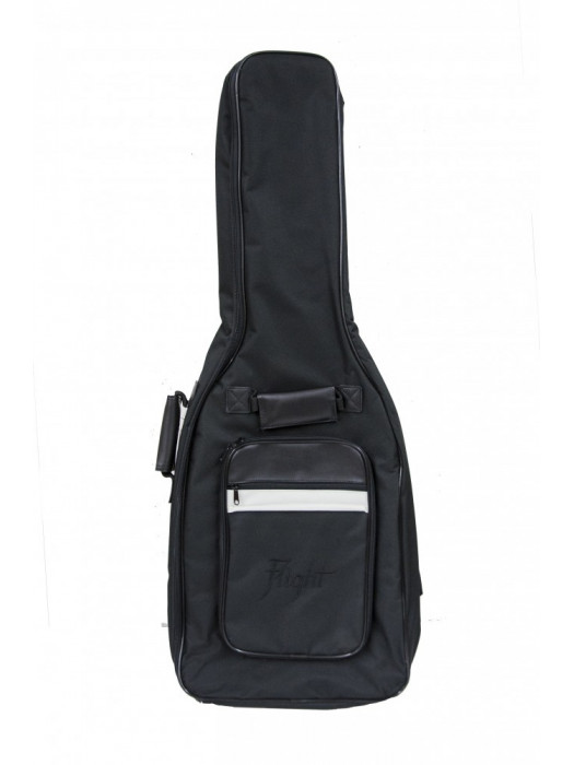 FLIGHT FBG-2108 ACOUSTIC GUITAR GIGBAG PADDED 10mm