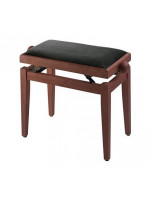 FLIGHT PIANO BENCH , BEECH, SATIN