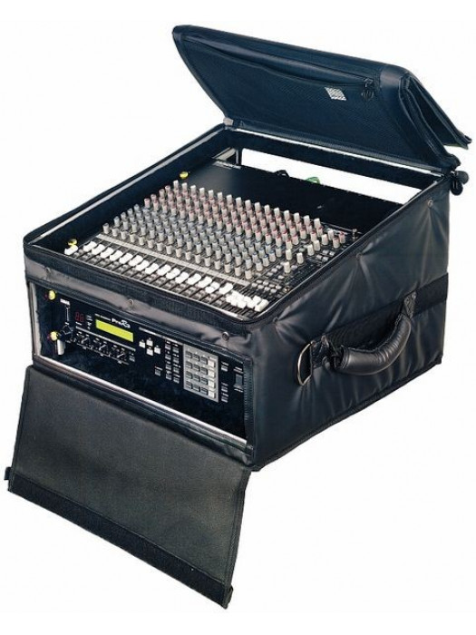 ROCKCASE RC23812B RACK MIXBAG SOFT LIGHT KOVČEK 3HE/3U