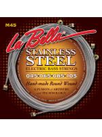 LA BELLA M45 BASS STRING 45-105