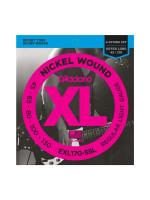 DADDARIO EXL170-5SL STRUNE 45-130 SUPER LONG 5STR