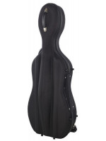 MAXTON MCC-1 CELLO CASE 4/4 BLACK