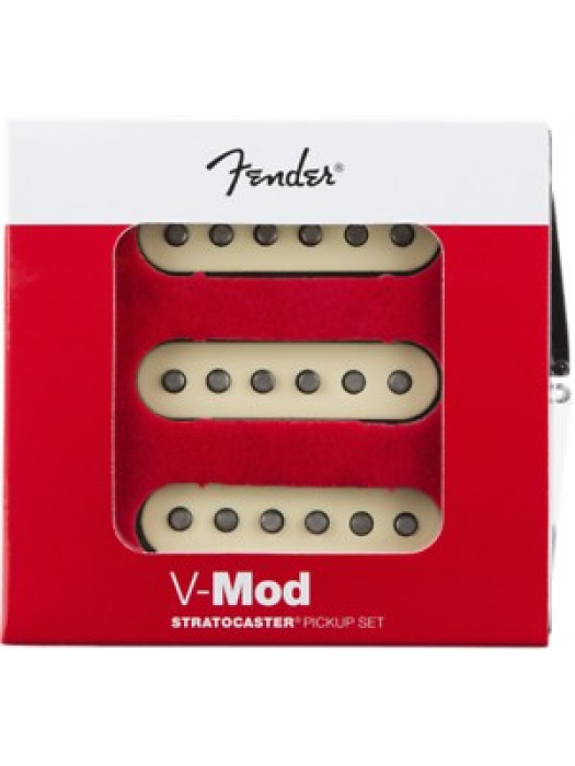FENDER V-MOD STRATOSASTER PICKUP SET (3)