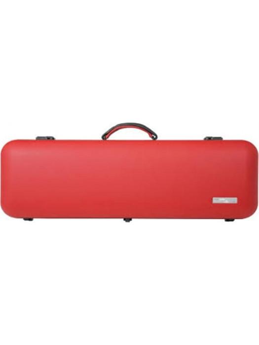 GEWA VIOLIN CASE AIR PRESTIGE RED / BLACK 4/4