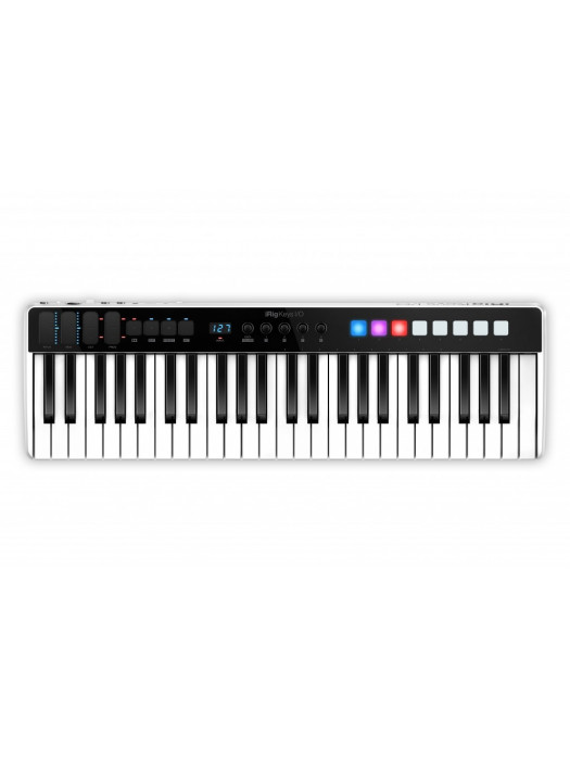 IK MULTIMEDIA iRIG KEYS I/O 49 MIDI KONTROLER IN INTERFACE