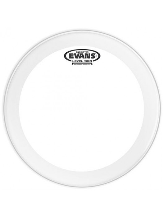 EVANS BD22GB3C EQ3 22 FROSTED