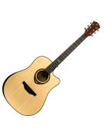 FLIGHT AD-455C NA Acoustic guitar