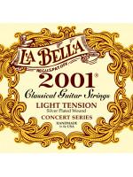 LA BELLA 2001 STRUNE KLASIČNA KITARA LIGHT