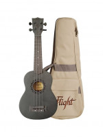 FLIGHT NUS310BB BLACKBIRD SOPRANO UKULELE S TORBO