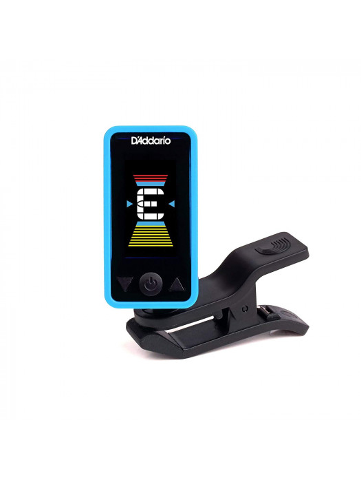 PLANET WAVES PW-CT-17 BU ECLIPSE TUNER BLUE