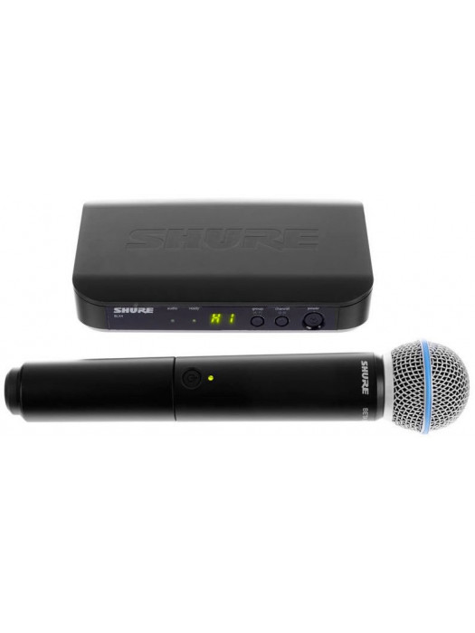 SHURE BLX24E/B58 BLX24 VOCAL SYSTEM WITH B58