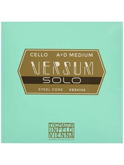 THOMASTIK VES4142 Versum Solo A+D strune za violončelo