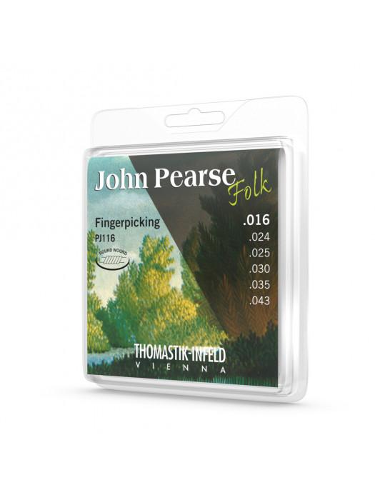 THOMASTIK PJ116 JON PEARSE STRUNE FOLK KITARA 16-43