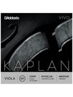 DADDARIO KAPLAN VIVO KV410 LM STRUNE ZA VIOLO LONG MEDIUM