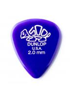 DUNLOP 41P2.0 TRZALICA DELRIN 500 STD TORTEX 12/PLYPK