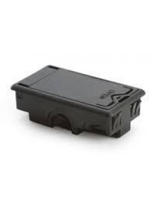 DUNLOP ECB244BK BATTERY BOX BLK-EA