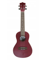 VESTON KUC100 RED koncert ukulele