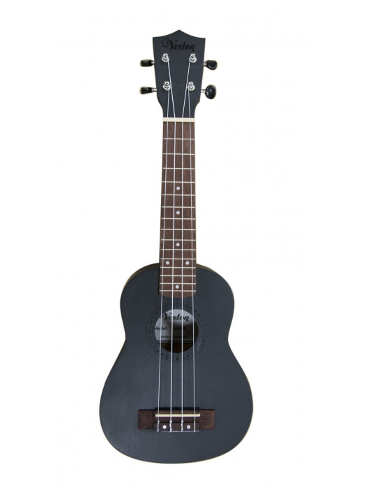 VESTON KUS100 BK sopran ukulele