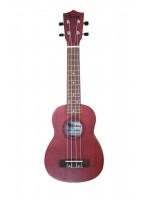 VESTON KUS100 Red sopran ukulele