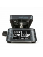 DUNLOP DB01 DIMEBAG CRY BABY FROM HELL BLACK WAH PEDAL