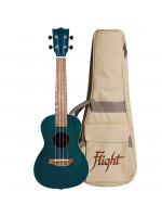 FLIGHT DUC380 Topaz koncert ukulele s torbo