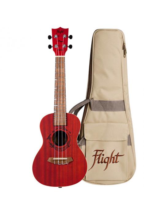 FLIGHT DUC380 Coral koncert ukulele s torbo