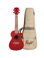 FLIGHT DUC380 CEQ Coral koncert ukulele s torbo