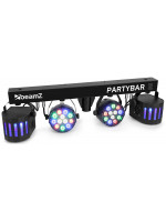 BEAMZ PARTYBAR2 2DERBY+2LED