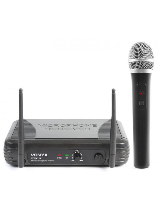 SKYTEC TWM711 VHF ROČNI PRENOSNI MIKROFON