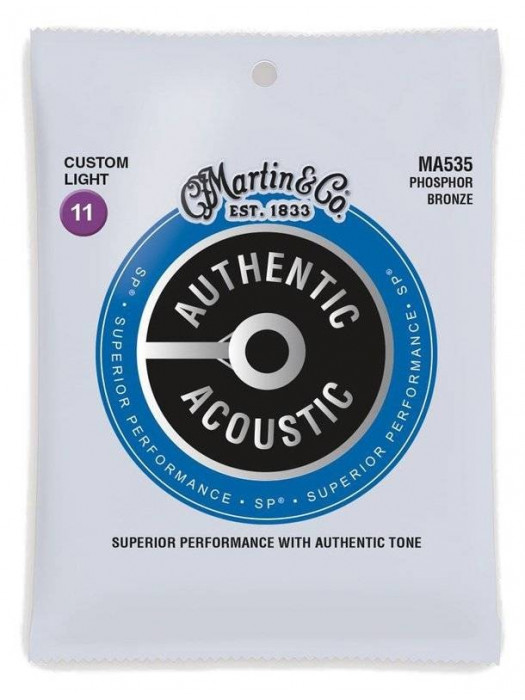MARTIN MA535 11-52 strune za akustično kitaro