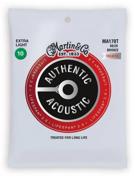 MARTIN MA170T 10-47 strune za akustično kitaro