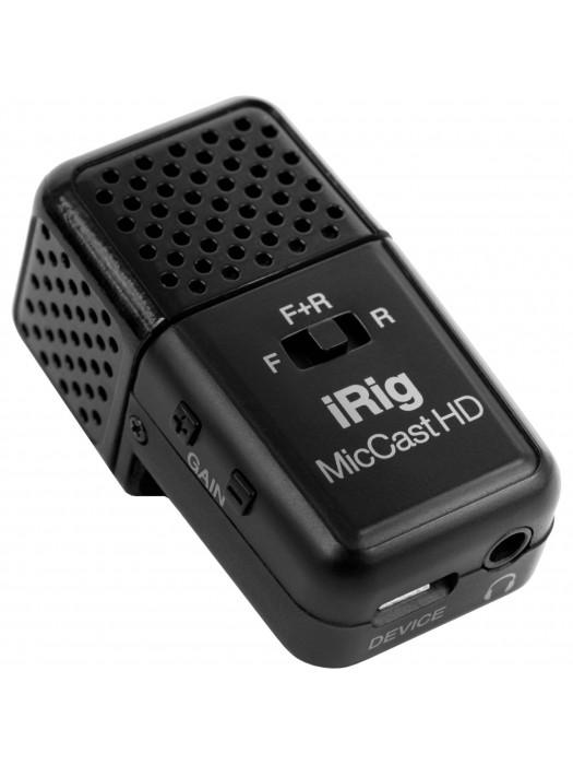 IK MULTIMEDIA iRIG MIC CAST HD USB MIKROFON