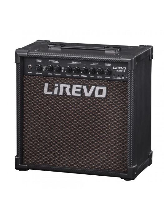 LIREVO AMPS TOKEN 15 15w kitarski ojačevalec