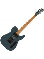 FENDER Squier Contemporary Telecaster RH Roasted MN Gunmetal Metallic električna kitara