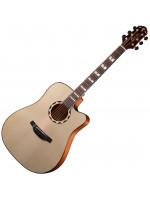 CRAFTER HD-620CE/N Nat elektroakustična kitara s torbo