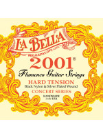LA BELLA 2001 FLAMENCO HARD STRUNE