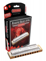 HOHNER ORGLICE 1896/20D MARINE BAND