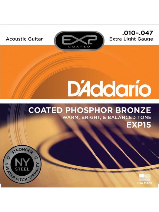 DADDARIO EXP15 STRUNE 10-47