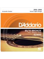 DADDARIO EZ900 010-050 STRUNE ZA AKUSTIČNO KITARO