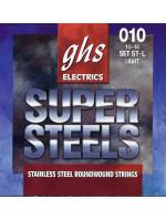 GHS ST-L - STRUNE ZA ELEKTRIČNO KITARO LIGHT, .010 - .046