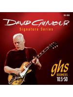 GHS GB-DGG DAVID GILMOUR STRUNE ZA ELEKTRIČNO KITARO 10.5-50
