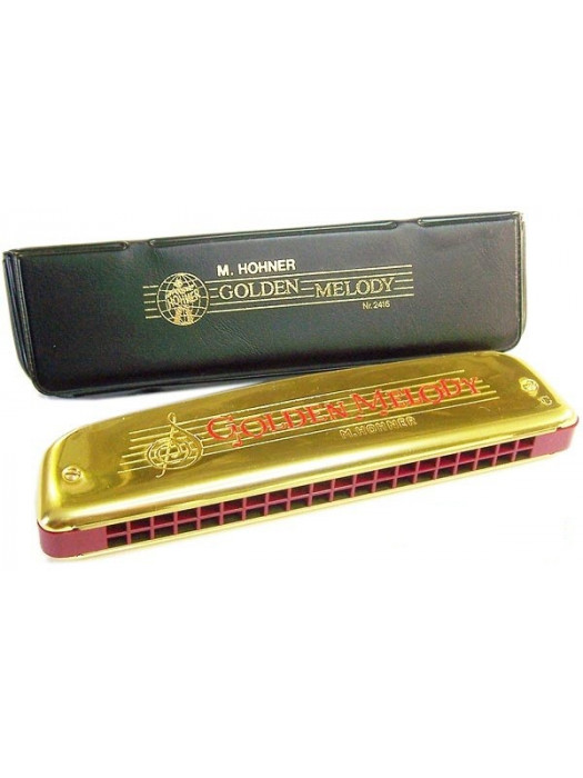HOHNER 2416/40 C GOLDEN MELODY ORGLICE