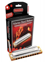 HOHNER ORGLICE MARINE BAND DELUXE C M200501