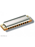 HOHNER ORGLICE MARINE BAND DELUXE A