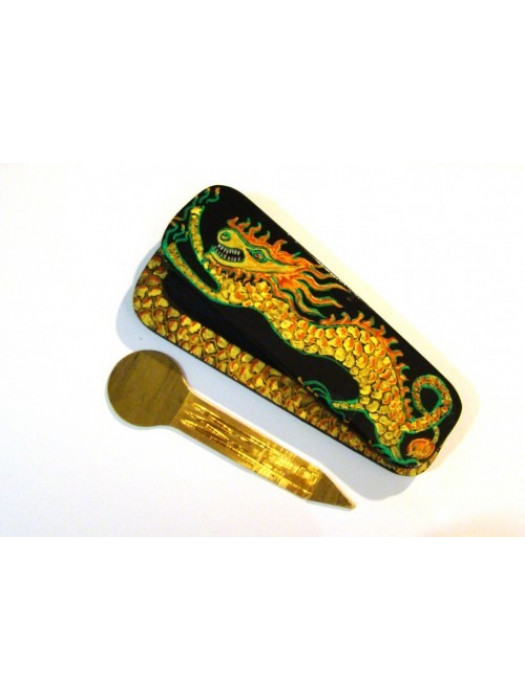 JAW HARP DRAGON WITH CASE