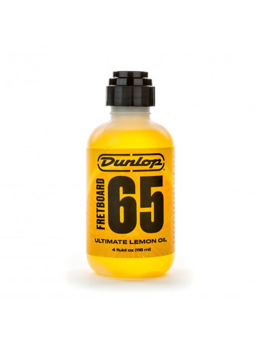 DUNLOP 6554 LEMON OIL FRETBOARD ČISTILO
